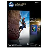 HP Q5437A Photopaper Glossy 25 A4 03 25 A4 (210 x 297) Papier
