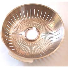 Lacor – Filtro de Acero Inoxidable Bandeja para eléctrico exprimidor ...