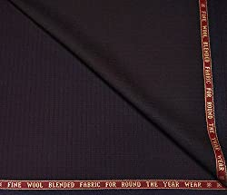 Raymond Fine Wool Blended Fabric For Round The Year Wear Unstitched Trouser Fabric