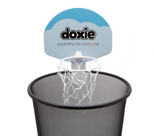 DoxieBall - Waste-paper Basket Game