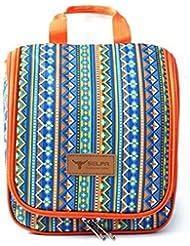 Bazaar Outdoor-Camping-Reise-Wäsche-Beutel Multifunktionsspeicherpaket Polyester Wandern Pouch