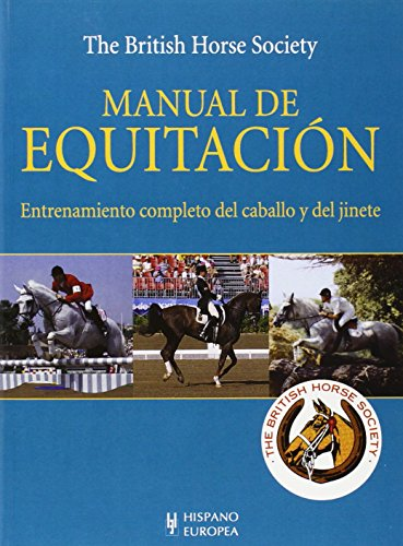 Manual de equitación (Herakles) por The British Horse Society