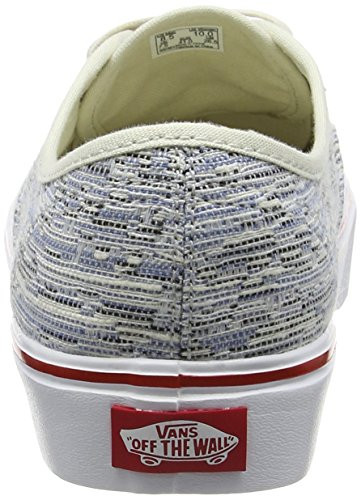 Vans UA Authentic Lite, Sneakers Basses Mixte Adulte Ivoire (Speckle Turtledove/white)