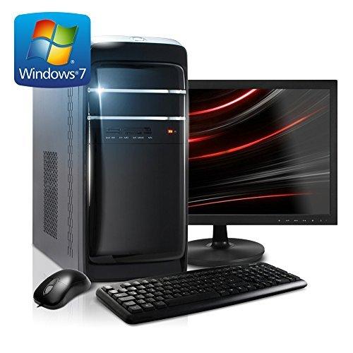 DEViLO PC-Set 1120 mit 55cm TFT(21,5
