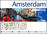 Amsterdam PopOut Map - handy, pocket-...
