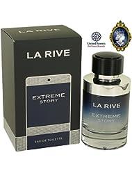 La Rive Extreme Story 75ml/2.5oz Eau De Toilette Spray Cologne Fragrance for Men