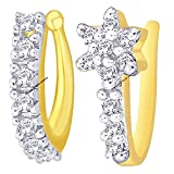 Mahi Valantine Gift Combo of Gold Plated Classic Nose Pin for Girl's and Women CO1104867G