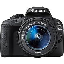 Canon EOS 100D / Rebel SL1 / EOS KISS X7  18-55 / 3.5-5.6 EF-S IS II - Cámara digital