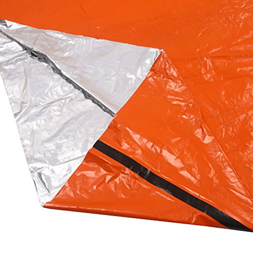 518L6mNumbL. SS500  - VGEBY Emergency Survival Thermal Reflective Tent Rescue Shelter Foldable Survival Tent Ourdoor