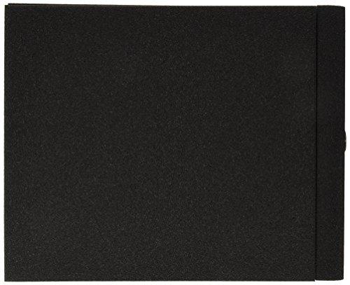 Adam Hall Stands Pad Eco Serie spadeco2Absorber per monitor da studio, colore grigio antracite