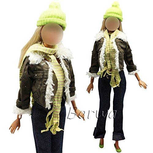 miunana-vetement-pour-barbie-1-paires-chaussures-pour-barbie-cache-nezavec-bonnet