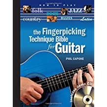 Fingerpicking Technique Bible for Guitar
