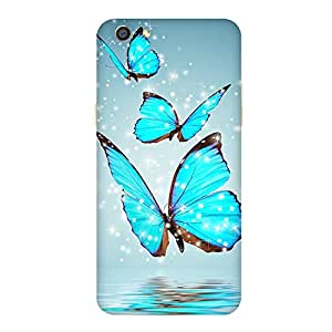 separation shoes b1540 fd9c0 fasheen Soft Case Mobile Back Cover for Oppo F3: Amazon.in: Electronics