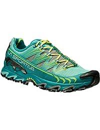La Sportiva Akasha Running Shoes Women Emerald/Mint 37 2017 Trail Running Schuhe fT8rGk