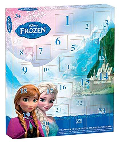 Disney Frozen T15300 - Adventskalender mit jeder Menge (Schmuck Disney Frozen)