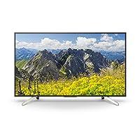 Sony 65 Inch LED 4K Ultra HD Smart TV, Black - KD-65X7500F