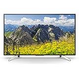 Sony Bravia 163.9 cm (65 Inches) 4K UHD LED Smart TV KD-65X7500F (Black) (2018 model)