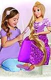 Disney Princess 61773-11L DP Rapunzel 80 cm, Lila, Talla única