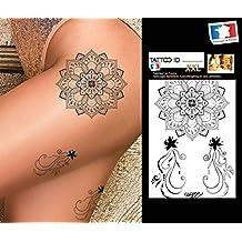 Amazon Fr Tatouage Ephemere Tattoo Id Marque Francaise