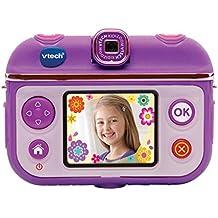 VTech 80-193704 Cámara digital - electrónica para niños (Kids digital camera, Púrpura, Botones, 5 año(s), Chica, 12 año(s))