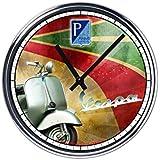 Orologio acciaio Vespa (2° versione)