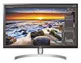 LG 27UL850 Monitor 27' Ultra HD 4K LED IPS HDR 400, 3840 x 2160, Radeon FreeSync 60 Hz, Display Port, 1 x USB-C, 2 x HDMI, 2 x USB 3.0, Uscita Audio, Speaker Stereo 10 W, Multitasking, Stand Pivot