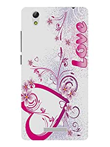 low priced 32633 2e3ad TREECASE Designer Printed Soft Silicone Back Case Cover For Gionee Pioneer  P5L