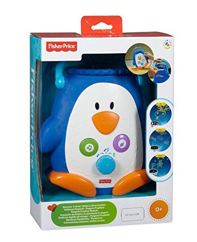 Fisher Price W9893 - Pinguino Proiettore