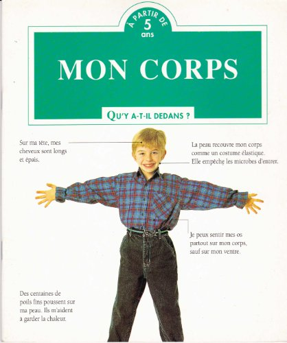 Mon Corps Qu'y A-t-il Dedans