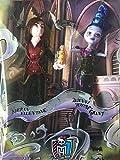 Valentine & Whisp VILAINS poupée monster high Exclusivité COMIC CON FESTIVAL San Diego 2015 Mattel