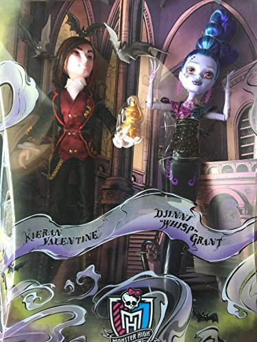 Monster High Dolls Villain 2-Pack SDCC (High Valentine Monster)