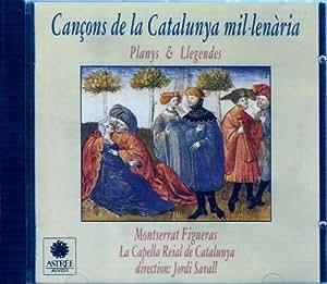 Cançons de la Catalunya Millenària