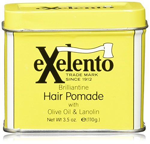 Brilliantine Pomade (Murray's Exelento Brilliantine Hair Pomade 110 Gr 3.5 Oz New Fragrance by Murray's)
