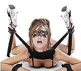 Marcherry SM Bondage Set Werkzeuge SM Fesseln Bondage Kit Bondagefesseln SM Sexspielzeug für Anfänger oder Profi