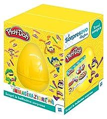 Idea Regalo - Hasbro - Sorpresovo Play-Doh (Versione 2018)