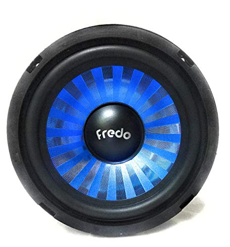 "FREDO 6"" SubWoofer Blue PP Cone/Spring Terminals/Pro Sound Box/Car/Home Theatre 8 Ohms/ 70 Watts"