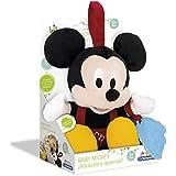 Mickey Mouse - Peluche, abrázalo y aprende (Clementoni 65408.6)