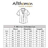 Allthemen Men's Tops, T-Shirts & Shirts