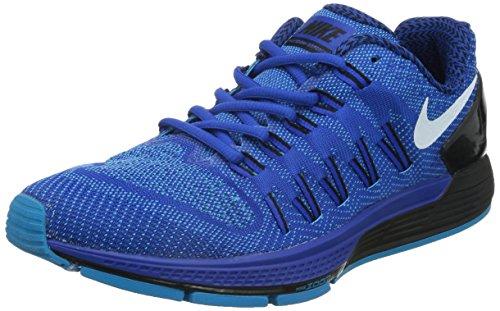 Nike Air Zoom Odyssey, Scarpe da Corsa Uomo Blu / Nero / Bianco (Game Royal / Blk-Bl Lgn-Anthrct)