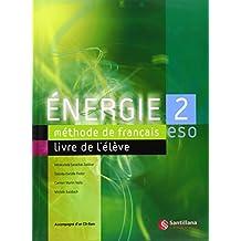Energie 2, méthode de français, ESO - 9788429446555