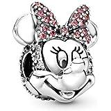Pandora Abalorio para mujer de plata de ley 925 797496CZS