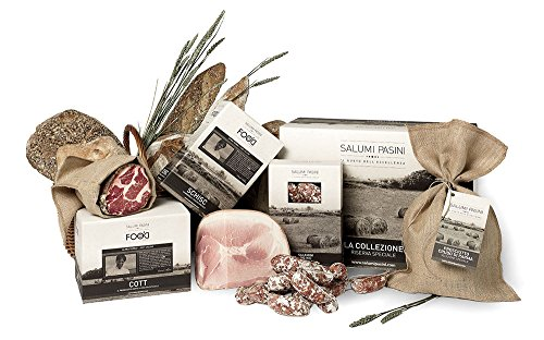 Salumi pasini - confezione speciale - gran aperitivo