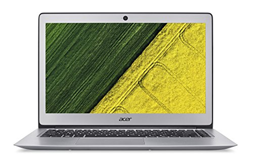 Acer Swift SF314-52 14-inch Laptop (Core i3-7100U/4GB/256GB/Linux/Integrated Graphics), Silver