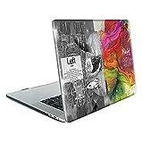 a8cd728817c Funda MacBook Pro 13 2016 2017, TwoL Plástico Funda Dura Carcasa para MacBook  Pro 13