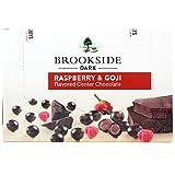 #8: Hershey's Brookside Dark Raspberry & Goji Flavored Center Chocolate, 33.3g (Pack of 12)