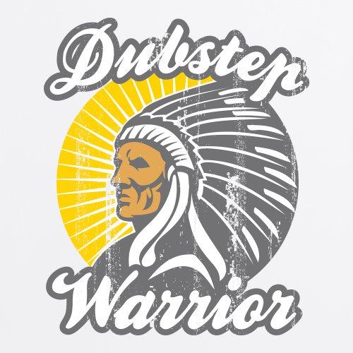 Dubstep Warrior T-Shirt, Herren Wei