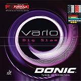 Donic Belag Vario Big Slam, 1,8 mm, schwarz