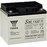 Yuasa - Batterie Plomb YUASA SWL1100 12V 40Ah - SWL1100