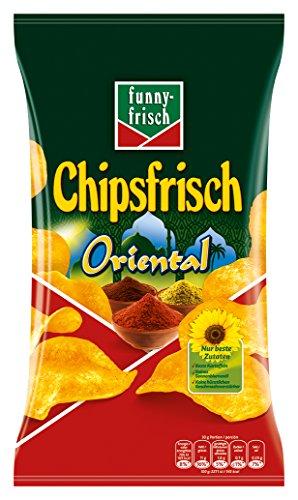 Preisvergleich Produktbild funny-frisch Chipsfrisch Oriental,  175 g