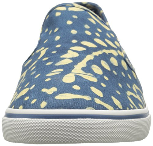 Lauren Ralph Lauren Janis Fashion Sneaker Wisteria/Wheat Batik Floral